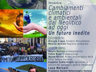 Archeologia e climatologia: un dialogo per un futuro sostenibile