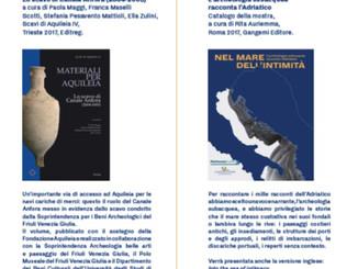 Ad Aquileia cercando tra i rifiuti di Canale Anfora: dati interessantissimi su alimentazione, ambien