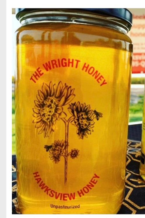 Large Honey Jar
