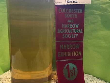 Award Winning Honey