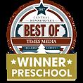 Best of 2017 Best Preschool Kathy's Sign