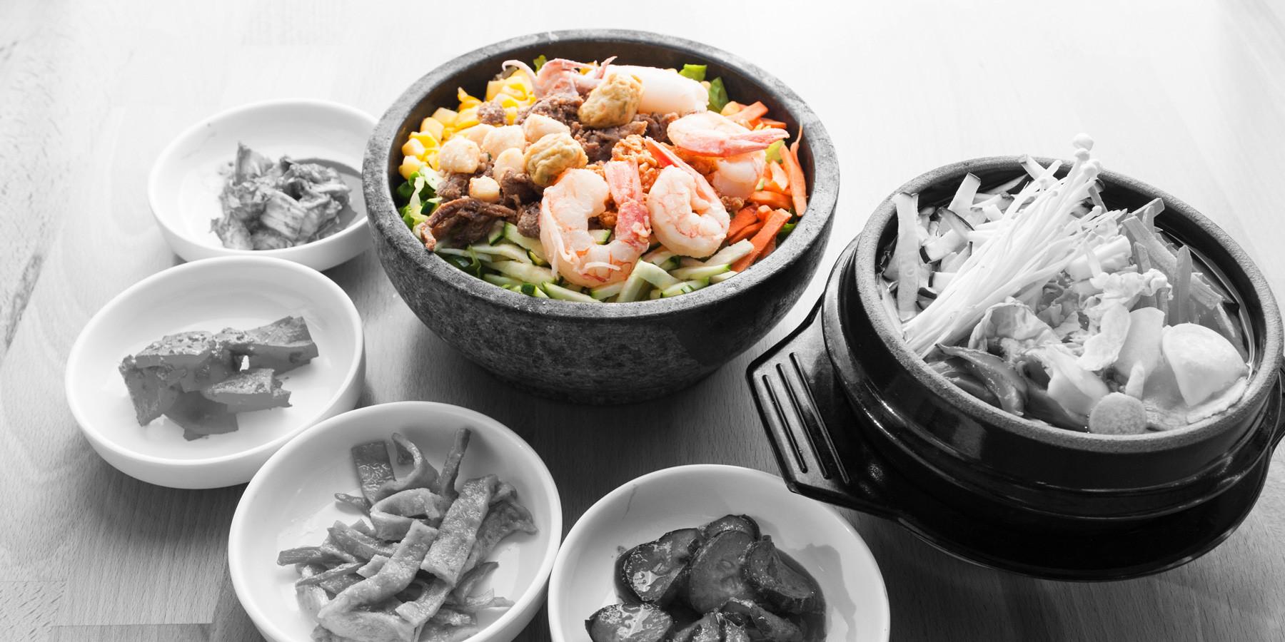 Vegetable & Seafood tofu