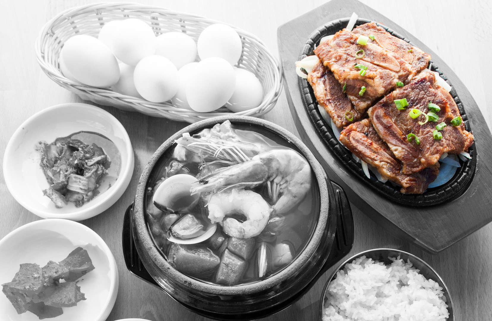 Galbi & Chef's Special