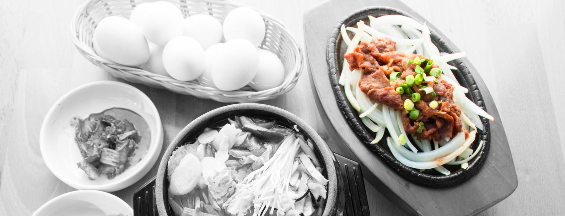 Bulgogi & Vegetable tofu