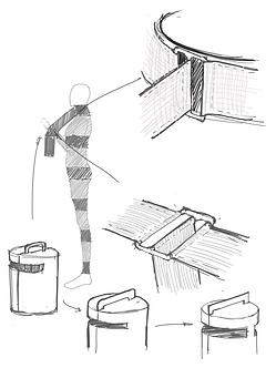 Designing the Menhir