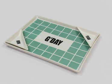 G'Day Dish Set