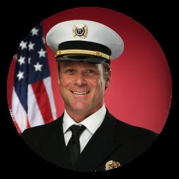 Keith Bevan, Fie Captain