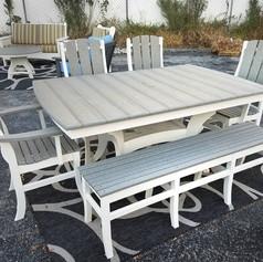 Outdoor Galviston Dining Table