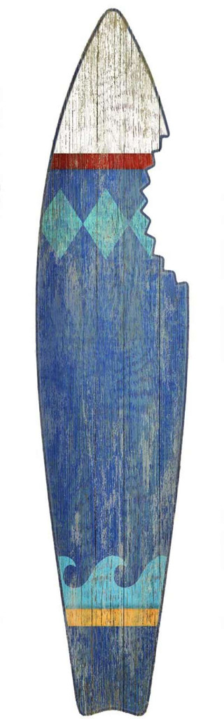 Surfboard Blue - 320