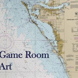 Game Room Art