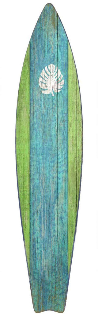 Surfboard Green - 319