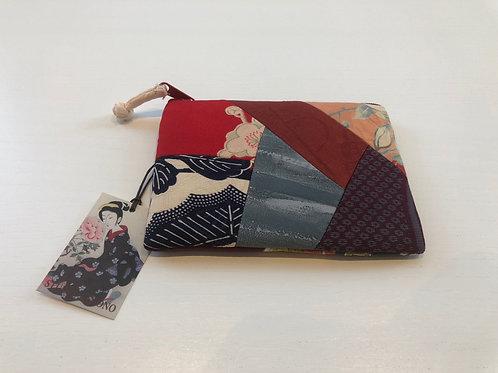 Vintage Kimono Coin Purse