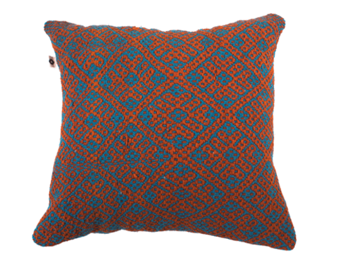 Peruvian Cushion by Inka Fabric Style 01