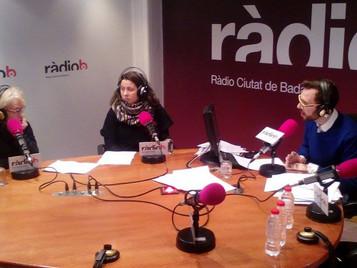 Radio Ciutat de Badalona entrevista a SOS BDN