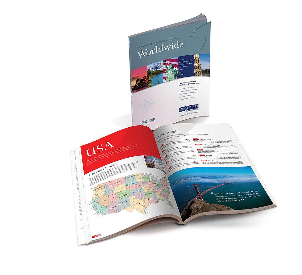 Creative, Agency, design, Graphic design, Marketing, DM, Direct marketing, Kevan Kelsey, Cirencester, Gloucestershire. LV=, LV. Over 50's life insurance. Golf. Escorted Tours, Trafalgar holidays