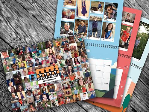 Annual 2020 Photo Calendar