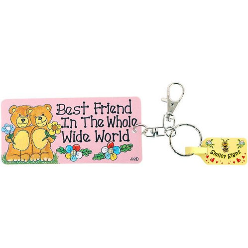 Key Ring - Best Friend