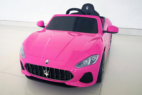 Battery Powered Maserati