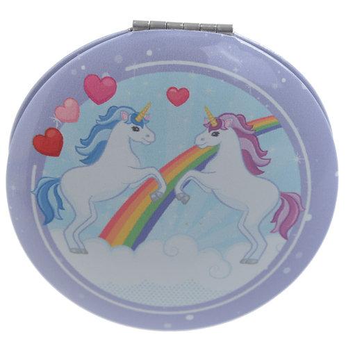 Enchanted Rainbows Unicorn Compact Mirror 4
