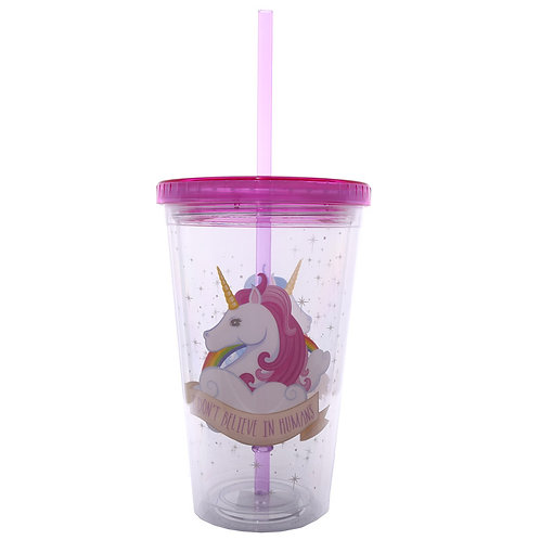 Unicorn Design Walled Cup