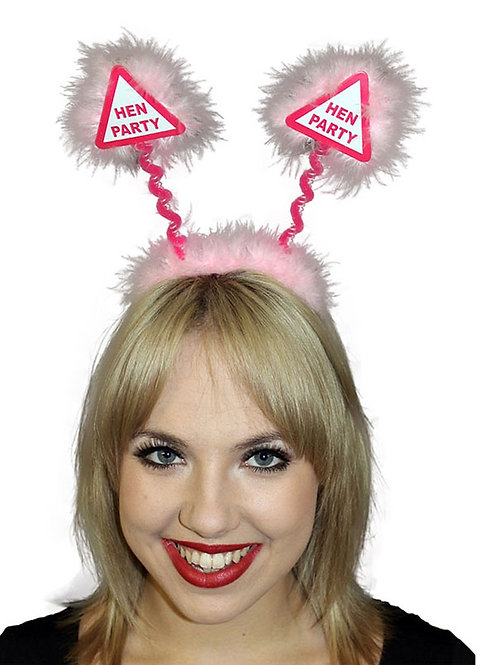 Warning Boppers Hen Party