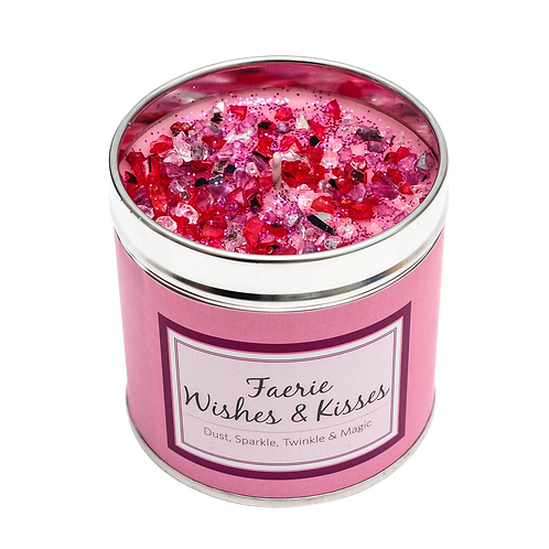 Faerie Wishes & Kisses -Seriously Scented Candles Collection
