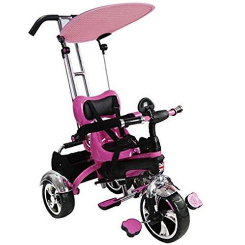 Easy Steer Stroller Trike With Pedal