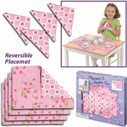 Placemat & Napkin Set