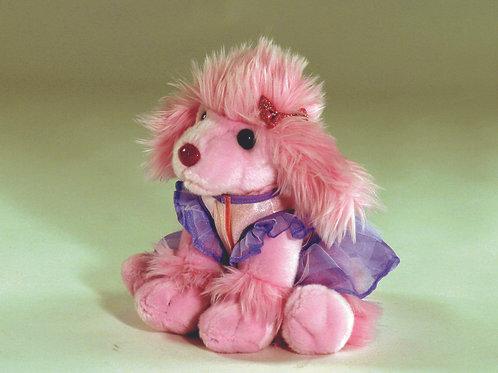 Gigi the Pink Poodle