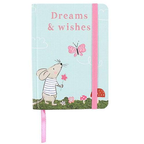 Forest Fairies A6 Notebook