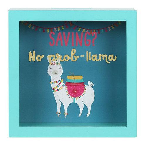Saving? No Prob -Llama Money Box