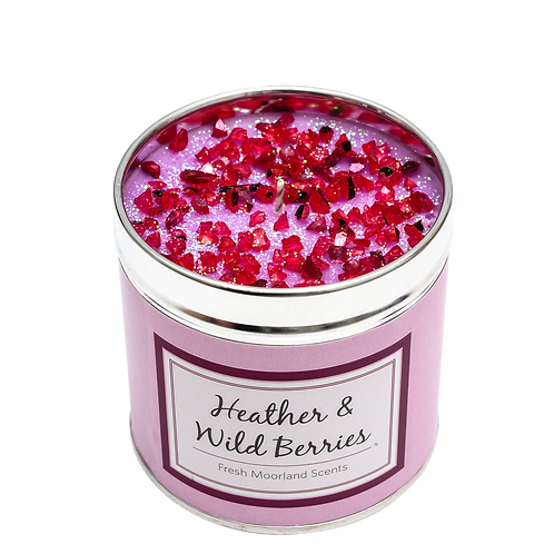 Heather & Wild Berries - Seriously Scented Candles Collection