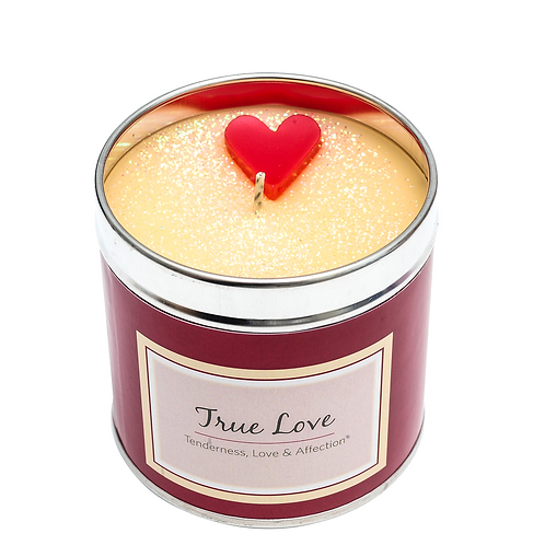 True Love - Seriously Scented Candles Collection