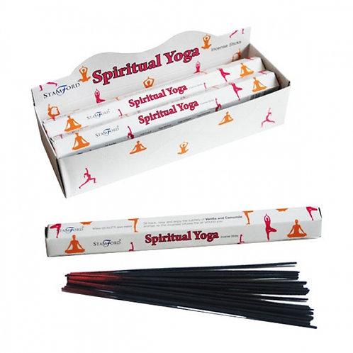 Spiritual Yoga Stamford Hex Incense Sticks