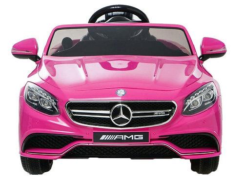 Battery Powered Mercedes-Benz Toy Car