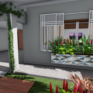 MOSAICO HOUSE