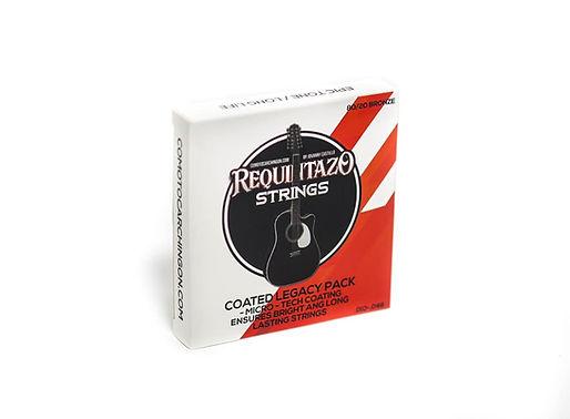 Requintazo Strings! Coated Legacy Pack!!!