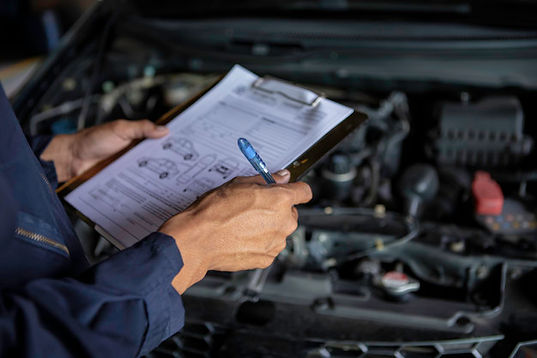 mechanic-service-car-garage-is-check-lis