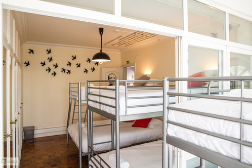 Suite no Help Yourself Hostels Carcavelos