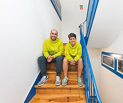 Gerente do Help Yourself Hostels Carcavelos