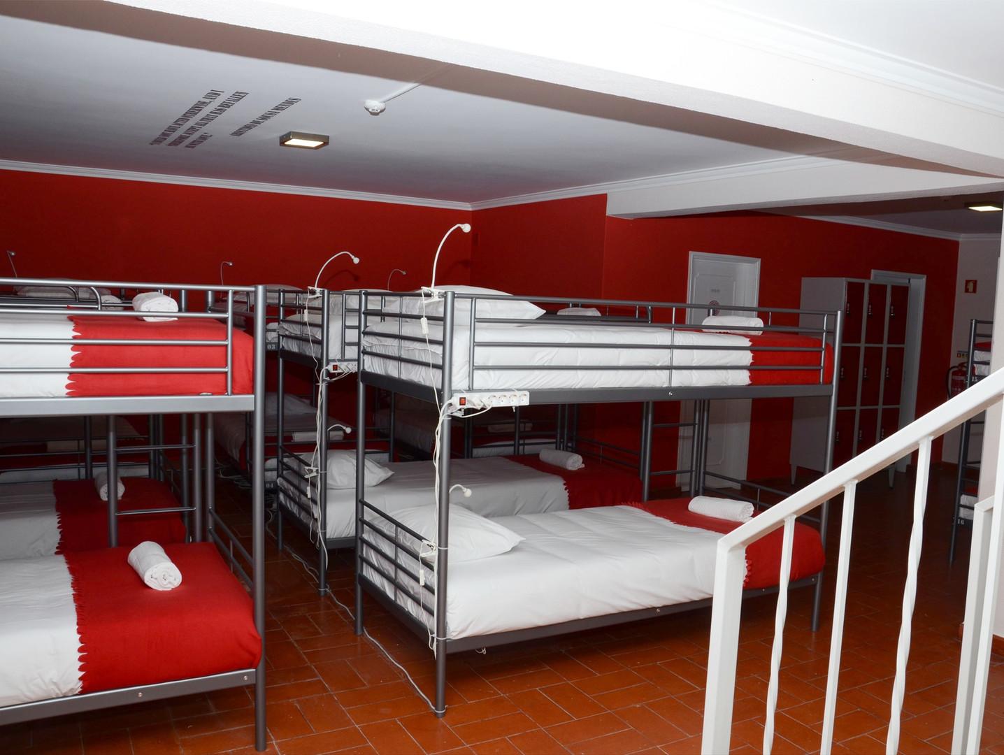 Dormitório no Hostel Carcavelos