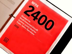 NFPA publie la première norme visant l'intégration des drones dans les services d'urgence