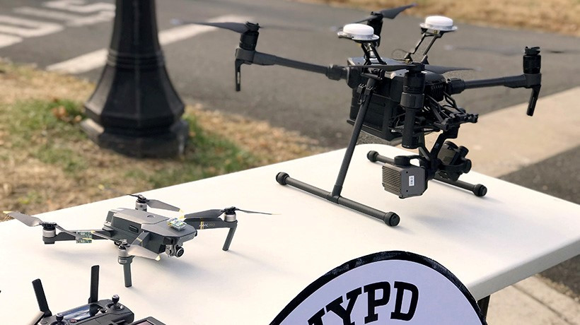 Drone NYPD