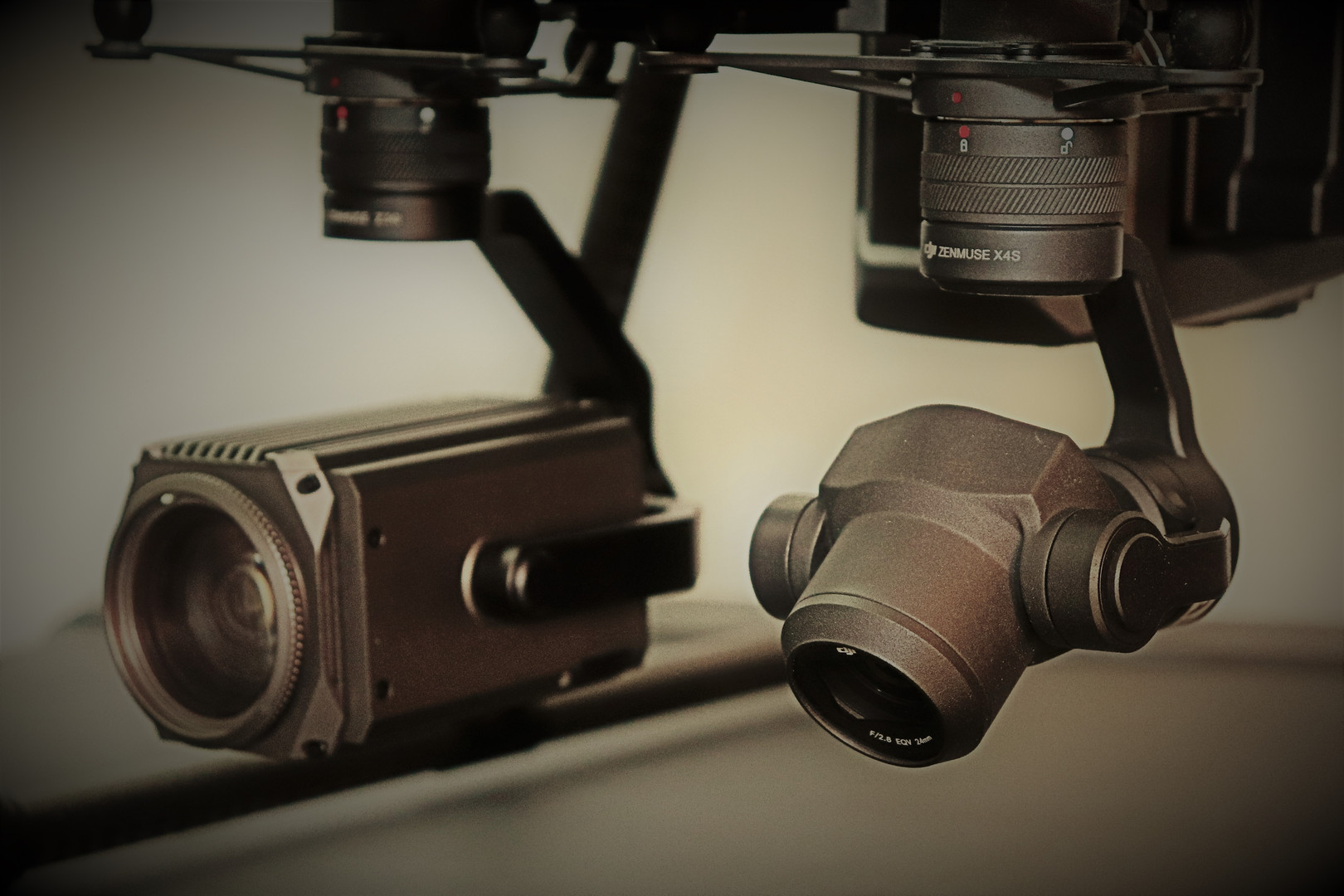 AEKO Camera zenmuse