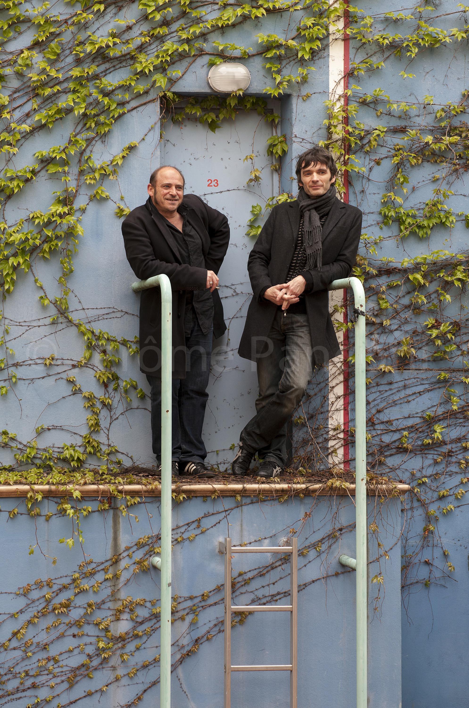 Michel Pirus et Mezzo