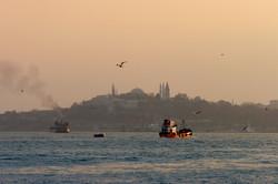 Bosphore, Istambul, Turquie