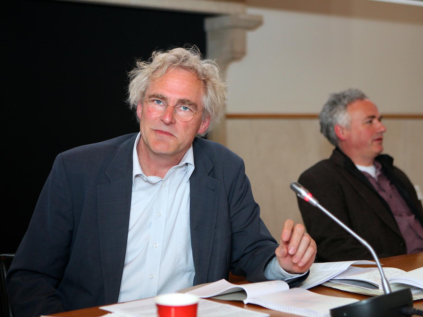 Dr. Rob van der Laarse
