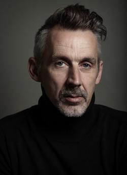 Portret van Dickie