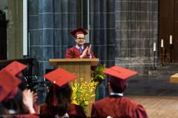 Graduation Ceremony Hanzehogeschool