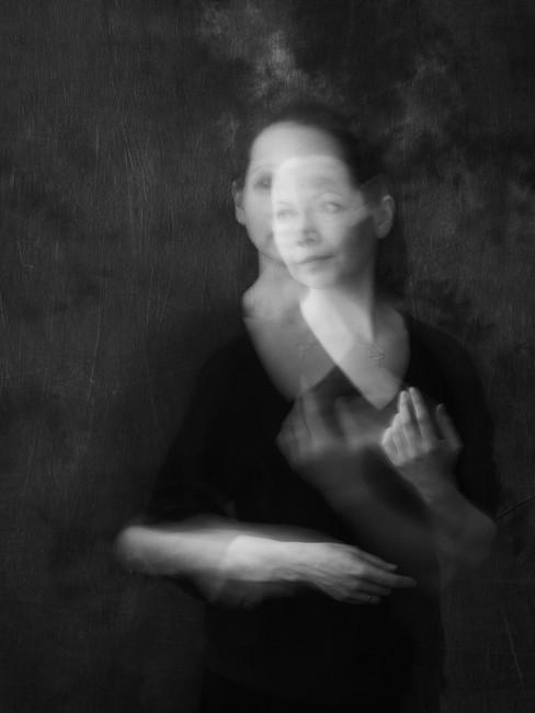 Artistic portret voor Week-je kunst